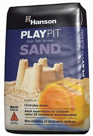 Hanson Playpit Sand (25kg)