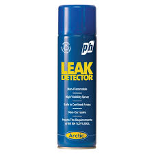 400ml ph Gas Leak Detector Spray