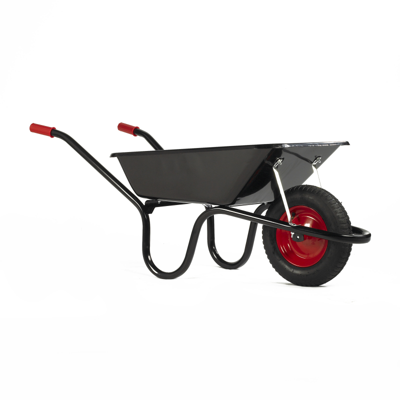 Haemmerlin Chillington Camden Classic 85L Wheelbarrow- Black