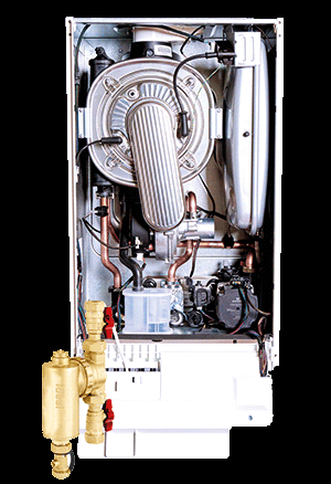Ideal Vogue Max 15 System Boiler 218859 - 15kW (10/12 Year Warranty, comes with Ideal Filter)