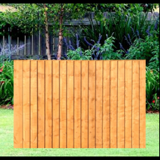 6' x 4' Fully Framed Feather Edge Closeboard Fence Panel