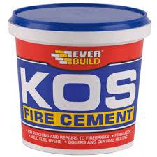 Kos Fire Cement (500g)
