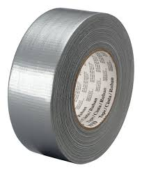 Super Tough Duct Tape: Silver 50mm x 50m