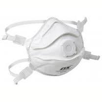 Ox FFP3V Moulded Cup Respirator / Valve