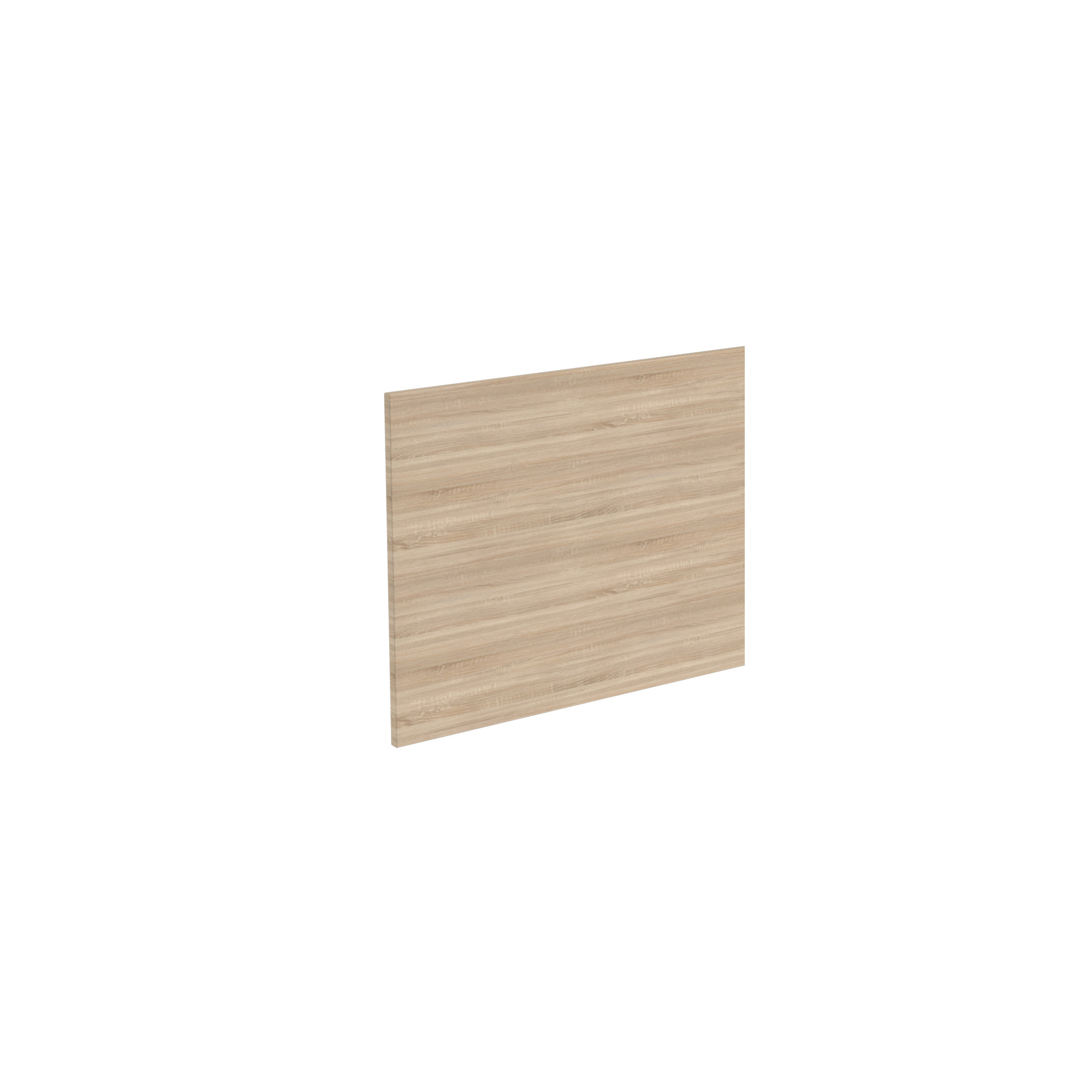 K-Vit Ikon 800mm Bath Panel - Natural Oak