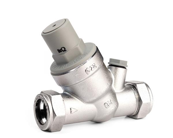 INTA Premium 22mm Pressure Reducing Valve (BS EN 1567, No Gauge)