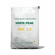 Tarmac White Peak Hydraulic Lime NHL 3.5