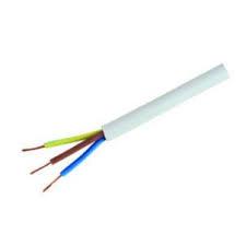 0.75mm x 50m Standard 3 Core Flex Cable