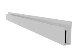 Hollow Soffit J Starter Trim (5m) - White
