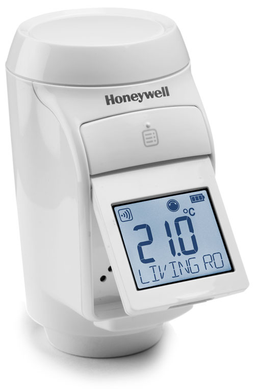 Honeywell Evohome Single Radiator Control HR92 (Single Head TRV)