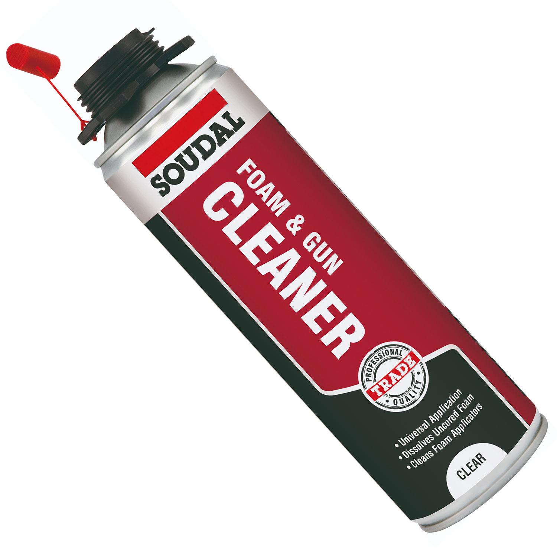 Soudal Trade 500ml Foam Gun Cleaner