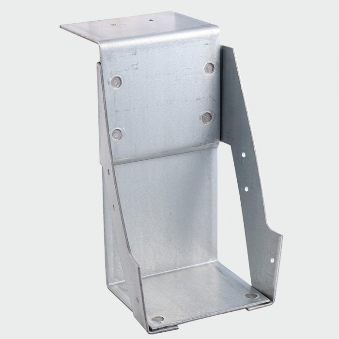 200 x 50mm Single Piece Build-In Masonry Joist Hanger