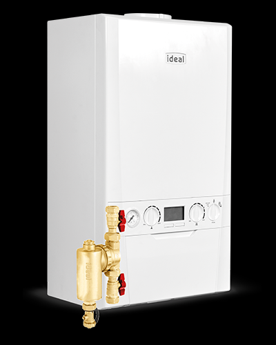 Ideal Logic Max C35 Combi Boiler 218874 - 35kW (10 Year Warranty, comes with Ideal Filter)