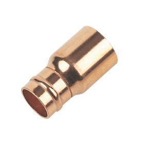 22mm Solder Ring Fitting Reducer to 15mm