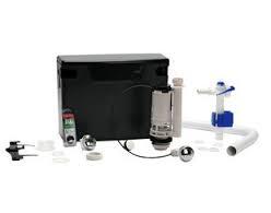 Fluidmaster Compact Pre-Assembled Pro Cistern
