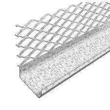Galvanised External Stop Bellcast Drip Bead (3m)