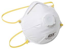 Ox FFP1 Moulded Cup Respirator (Pack of 2)