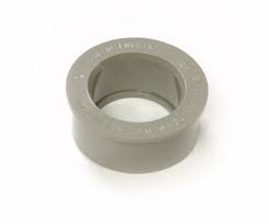 Plastic 63mm to 40mm Boss adaptors - Olive Grey-sw81