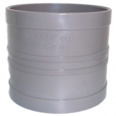 110mm Solvent ***CHECK STOCK*** Slip  Coupling - Olive Grey