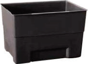 15 Gallon Rectangular Cold Water Storage Tank, Lid, Jacket & Fittings Pack  - 600x425x425mm