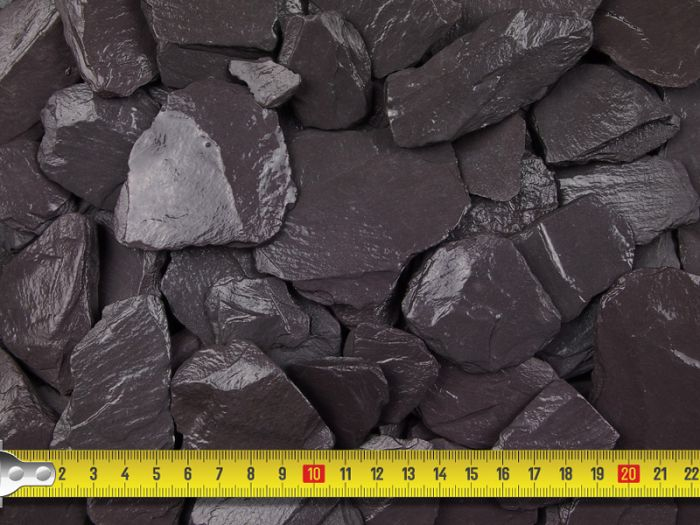 Blue Slate Chippings (30/50) Jumbo Bag