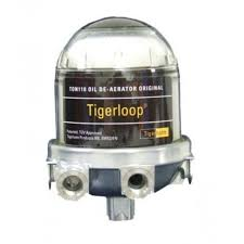 Nu-Way Tiger Loop Oil De-Aerator