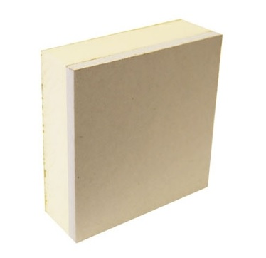 Celotex PL3025 25mm + 12.5mm PIR Backed Insulated Plasterboard (1200x2400mm)