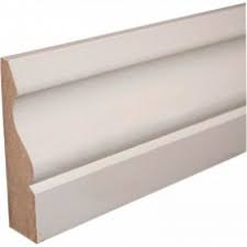 18 x 69mm MDF Pre-Primed Ogee Architrave