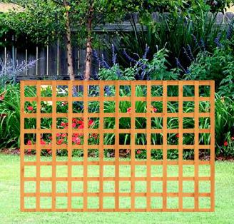 6' x 4' Square Trellis