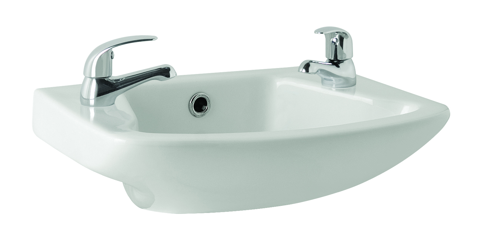 K-Vit G4K Cloakroom Basin 465mm 1TH