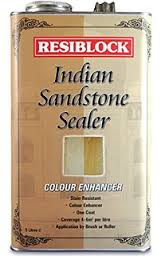 Everbuild Resiblock Indian Sandstone Sealer - Invisible