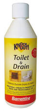Knock Out Drain Cleaner - 1L