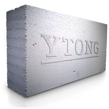 Ytong 3.6N 140mm Standard Thermal Block - 440x140x215mm