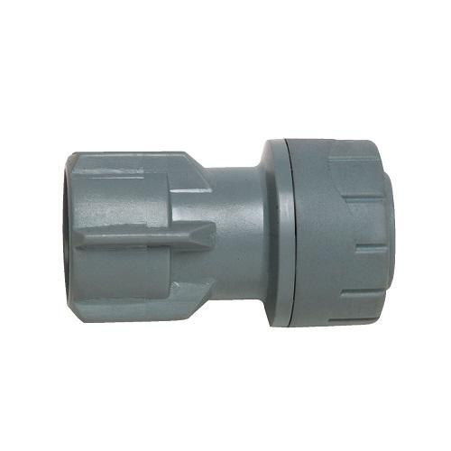 Polyplumb 15mm x 1/2 Hand Tighten Tap Connector