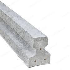 110x150mm Prestressed Concrete Floor I-Beam - 3.6m [STOCK]