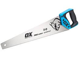 Ox Pro Hand Saw - 550mm / 22""