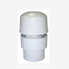 Universal Air Admittance Valve 50/40/32 Solvent White