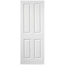 Premdor 4 Panel Moulded 1981x762x35mm Textured Door