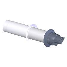 Navien 60/100 Standard Horizontal Telescopic Flue
