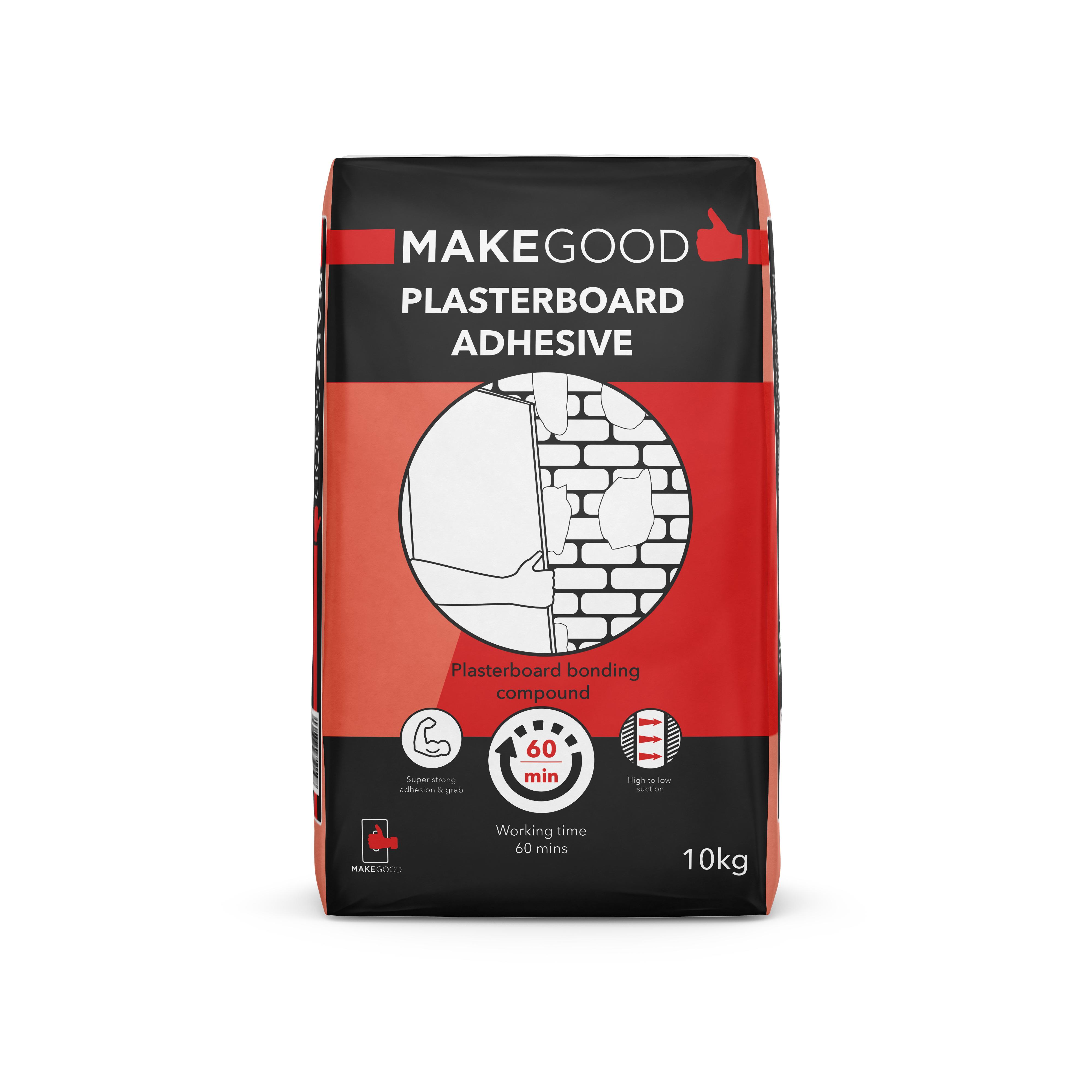 Make Good Dri-Wall/Plasterboard Adhesive 25kg