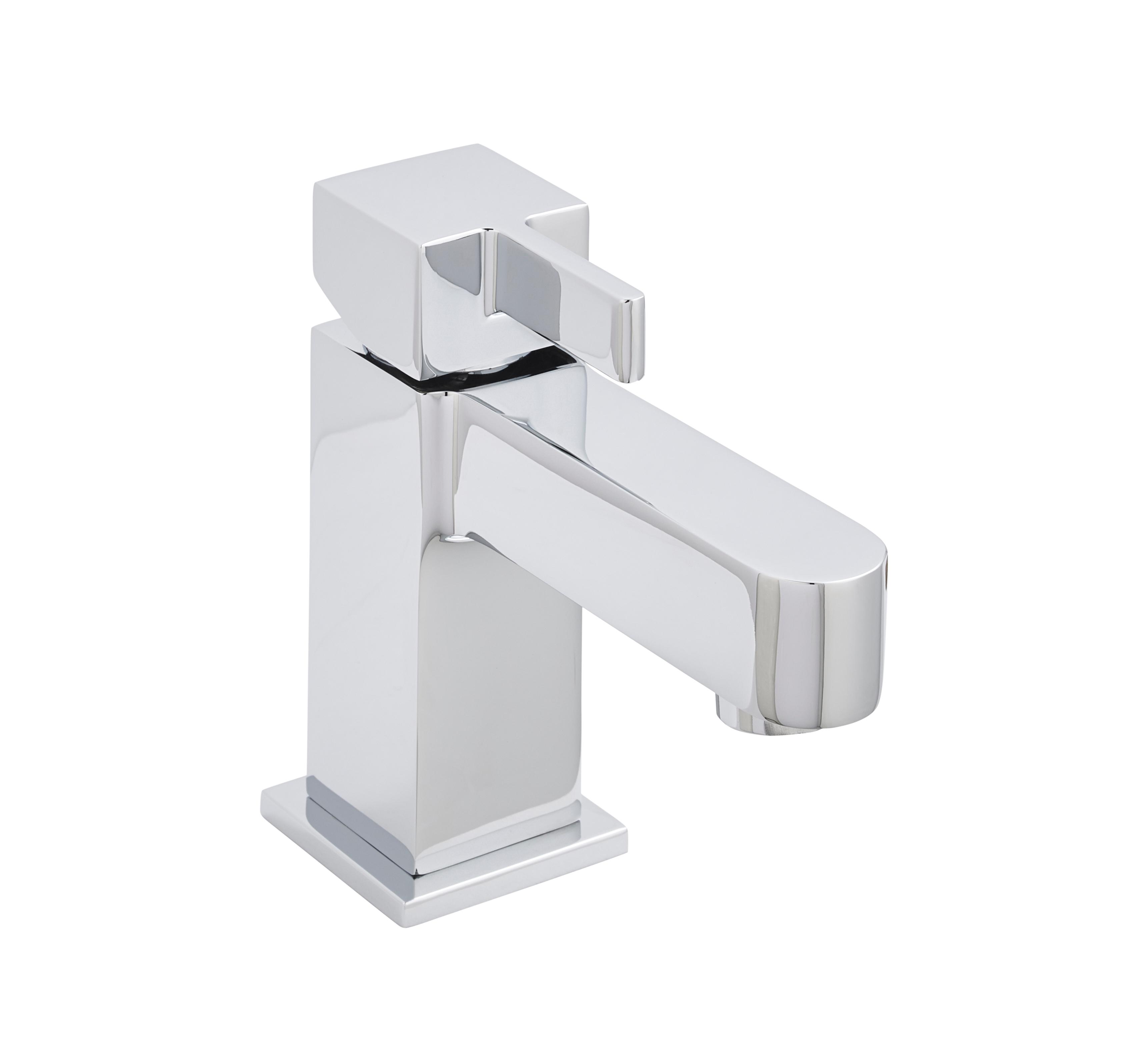 K-Vit Eton Mini Mono Basin Mixer (c/w Click Clack Waste)