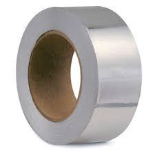 Fixman 100mm x 45m Aluminium Foil Tape