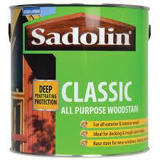 Sadolin Classic Rose Wood 5ltr