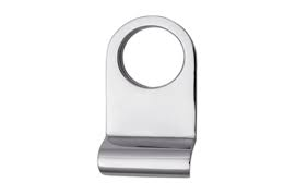 Eclipse Polished Chrome 42mm Victorian Rim Cylinder Pull