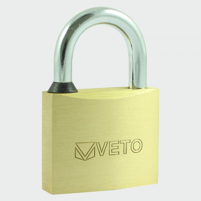 Timco 30mm Brass Padlock
