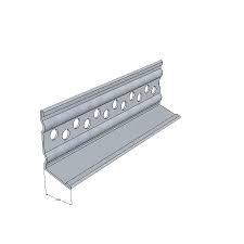 PVCu 2.5m Rendering Bellcast Drip Bead