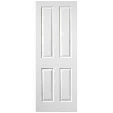 Premdor 4 Panel Moulded 1981x686x35mm Textured Door