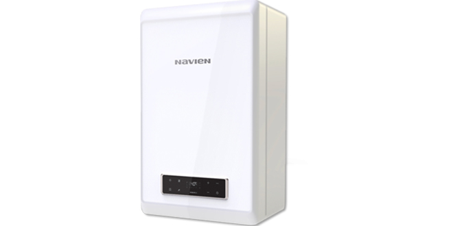 Navien NCB 40kw Combi Boiler (Including Wired TOK Smart Thermostat)