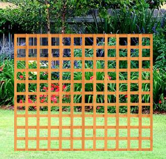 6' x 5' Square Trellis
