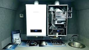 Navien 24kw Combi Pack - Boiler, Standard flue